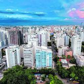 Hauptstadt Santo Domingo