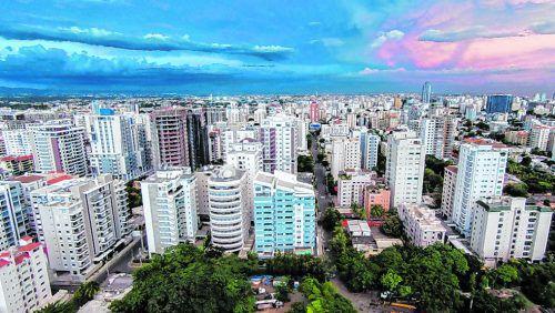 Die Metropole zählt über zwei Millionen Einwohner.
