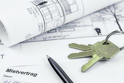 Die Rahmenbedingungen der Kaution sollten schon beim Abschluss des Mietvertrages geklärt werden.foto: shutterstock