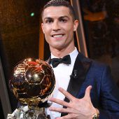 Ronaldo jagt weiter alle Rekorde