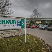 Merkur Markt in Dornbirn sperrt an diesem Samstag zu