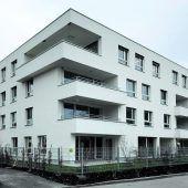 Einzug in die neuen Wohnungen am Dorfbach