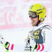 Max Franz war in Gröden glücklich