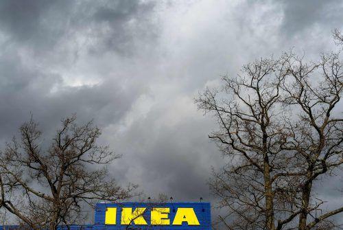 Dunkle Wolken brauen sich über Ikea zusammen. EU misstraut Steuermodell. AFP