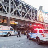 Anschlagsversuch mitten in New York
