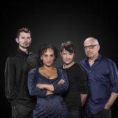 Das Cécile Verniy Quartett im Jazzhuus