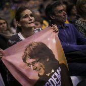 Hochspannung vor der Neuwahl in Katalonien