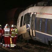 Über 40 Verletzte bei Zugunfall in Nordrhein-Westfalen