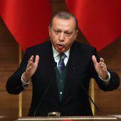 Türkisches Dekret löst Sorge vor Lynchjustiz aus