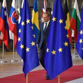Asylstreit überschattet EU-Gipfeltreffen
