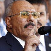 Frontwechsel des Ex-Präsidenten im Jemen