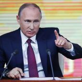 Putin wirbt für seine Wiederwahl als Garant der Stabilität