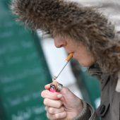 Das vor allem durch Rauchen bedingte Lungenkarzinom ist auf dem Vormarsch. A4
