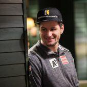 Johannes Strolz führt im Ski-Europacup. C2