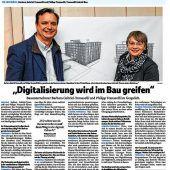 In die digitale Zukunft
