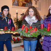 Höhepunkte im Advent