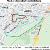 Sportlicher Jahresausklang mit demSilvesterlauf in Altach