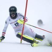 Gute Leistung ohne Lohn. Kappaurer im Slalom Sechste, Super-G abgesagt. C1