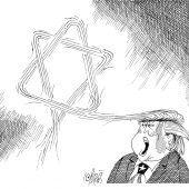 Haarige Diplomatie!
