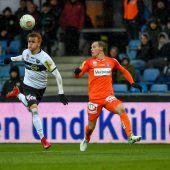1:0-Erfolg im letzten Heimspiel des Jahres. Altach trotzt Wetter und der Austria. C5