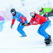 Snowboarder bringen Montafon zum Beben