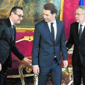 Österreich hat eine neue Regierung