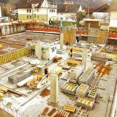 Baubranche warnt vor überhitztem Markt