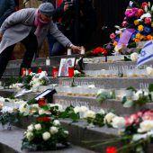 Erinnerung an Berliner Terroropfer