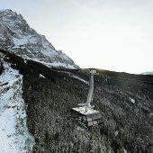 Mit Doppelmayr auf die Zugspitze: Bahn der Superlative ab heute in Betrieb. D1
