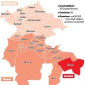 Millionen aus Brüssel für mehr regionale Stärke