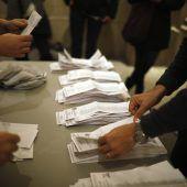 Die Katalanen haben gewählt. Ein Sieg für die Separatisten zeichnet sich ab. A2