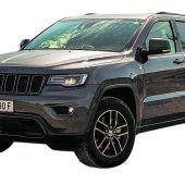 SUV für Schotter und Asphalt