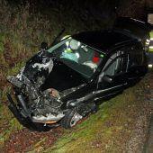 Tödliche Verletzungen erlitt ein 72-jähriger Schweizer bei Alko-Unfall in Lochau. B1