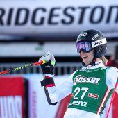 Klasse! Elisabeth Kappaurer mit bislang bestem Weltcup-Riesentorlauf-Ergebnis. C1