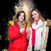 Auf ein glückliches neues Jahr