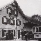 Ein Eisenband fesselt Dornbirn an Lustenau