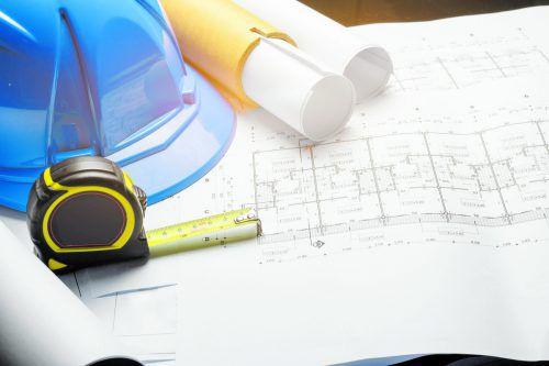 Gebaut werden darf erst, wenn eine Baubewilligung vorliegt.foto: shutterstock