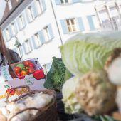 Billiges Gemüse und teurer Zucker