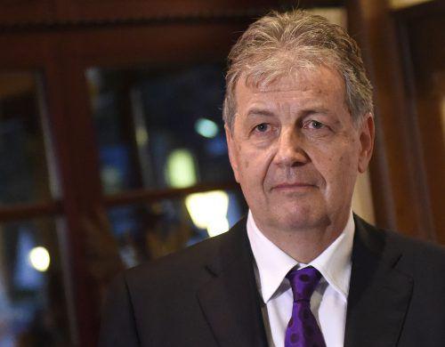 Gerhard Zeiler referierte beim Mediengipfel in Lech zum Thema künftige Regierung. apa