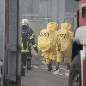 37 Verletzte bei Chlorgas-Austritt in Oberösterreich