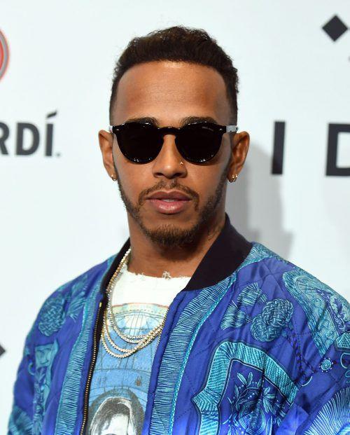 Hamilton legte nach der Veröffentlichung des Videos den Rückwärtsgang ein. APA