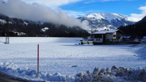 In unmittelbarer Nähe zum Ausgleichsbecken Rodund soll ein drei Hektar großer Campingplatz entstehen.VN/RAL, Maps4news