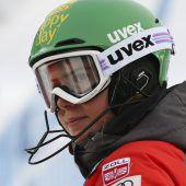 Auf Liensberger wartet ein Weltcup-Doppel
