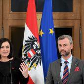 Schwarz-Blau möchte Umweltkompetenzen der Ministerien ändern