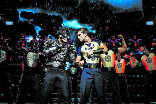 Lord of the Dance gastiert mit neuer Show in Bregenz. brian doherty