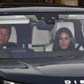 Meghan Markle beim Familientreffen der Queen