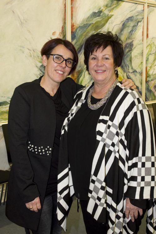 Melanie Kuster (l.) und Sylvia Knauth.