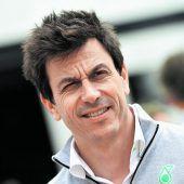Wolff hofft, dass die Sterne in der Formel 1 auch künftig hell leuchten