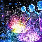 Die Blue Man Group gastierterstmals in Bregenz!