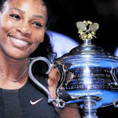 Melbourne rechnet mit Serena Williams